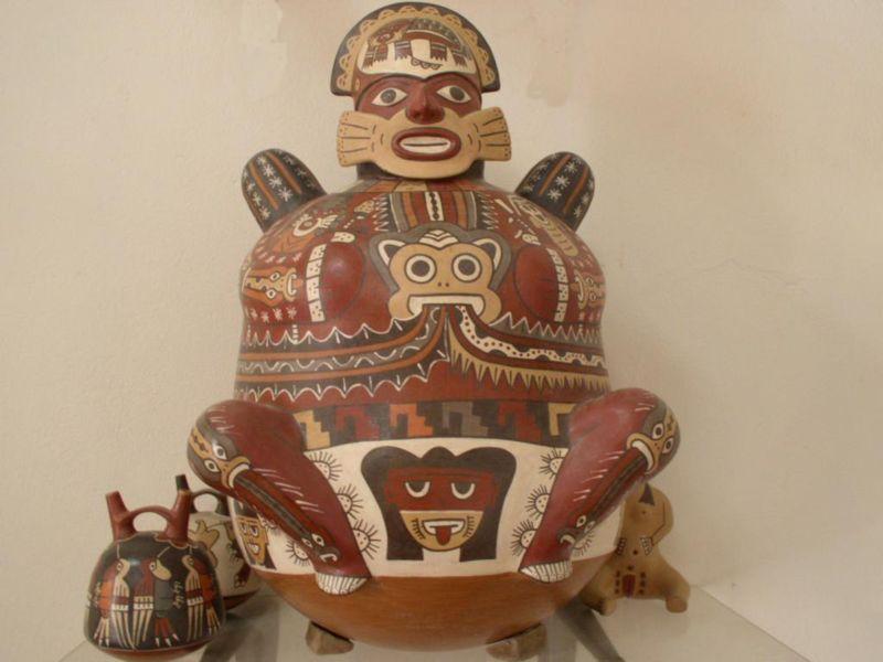 ceramika Nazca