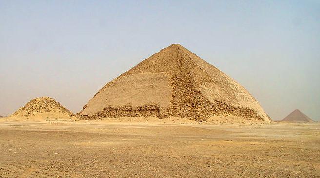 łamana piramida z Dahszur