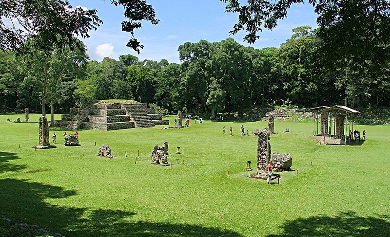 COPAN GREAT PLAZA